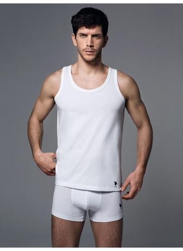 U.S. Polo Assn. Atlet Beyaz